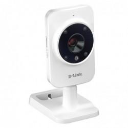 D-LINK DCS-935LH Caméra de sécurité 720p HD Wi-Fi AC Blanc
