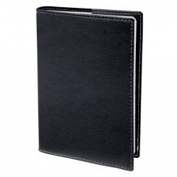 QUO VADIS PORTE-CARTES DE VISITE Club noir ebene 12 x 21 cm 96 Cartes