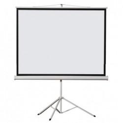 DSB Ecran du vidéoprojecteur Trépied ET1411 Format (4:3) 1450 x 1100 mm