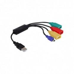 KONNI Hub USB 2.0 4 ports...