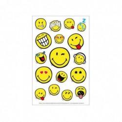 HERLITZ Sticker SmileyWorld 3 feuilles de 17