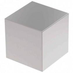 MAUL aimant néodyme forme cubique, 15 x 15 x 15 mm, nickélé