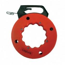 LOGILINK Enrouleur de câble avec tambour jusqu'à 30 mètres