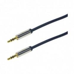 LOGILINK Câble audio, 2 x...