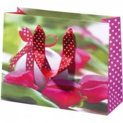 """SUSY CARD Sac Cadeaux pour Pâques """"noeud de Pâques"""", petit"""