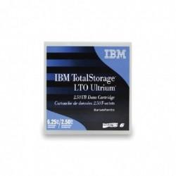 IBM Cartouche de donnée LTO Ultrium 6 2,5 To/6,25 To