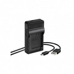 HAMA CHARGEUR USB POUR CANON NB-12L/13L