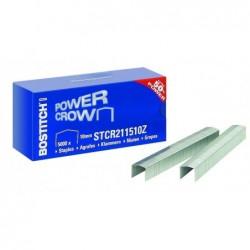 BOSTITCH Boite de 5000 agrafes 10 mm STCR2115 10 pour pince B8