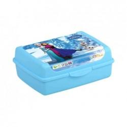 "OKT keeeper kids boîte à tartine Click-Box midi ""olek frozen"" Bleu Clair"