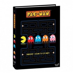 QUO VADIS CLASSEUR 4 Annx Pac Man 26,2x31,8 cm