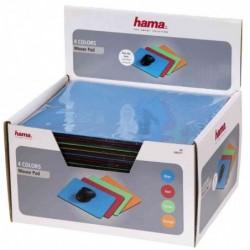 HAMA Tapis de souris coffret de 20 unités bleus/rouges/verts/orange