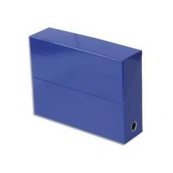 FAST Boîte transfert Pélicullée Dos de 9 cm Bleu Foncé