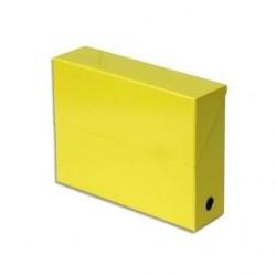 FAST Boîte transfert Pélicullée Dos de 9 cm Jaune