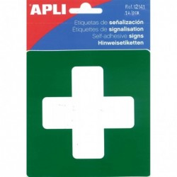 APLI Pictogramme pharmacie 114 x 114 mm