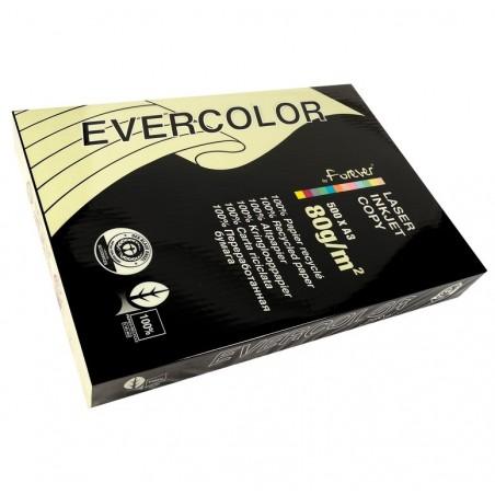 EVERCOLOR Ramette 500 Feuilles Papier 80g A3 420x297 mm Certifié Ange Bleu  canari