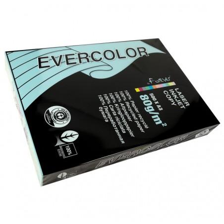 EVERCOLOR Ramette 500 Feuilles Papier 80g A3 420x297 mm Certifié Ange Bleu  Bleu