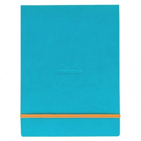 RHODIA bloc webpocket rhodiarama A5 turquoise