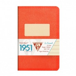 CLAIREFONTAINE Carnet 1951...