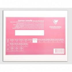 CLAIREFONTAINE Carton à peindre standard 3mm 24x30cm