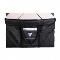 CLAIREFONTAINE Portofolio noir pour carton à dessin 59x75