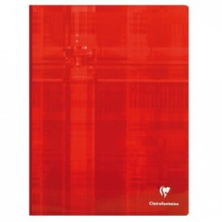CLAIREFONTAINE Brochure 24x32 288p séyès