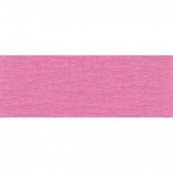 CLAIREFONTAINE Rouleau de papier crépon 75% 2,50x0,50m cyclamen