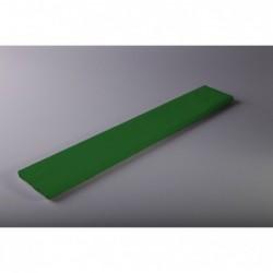 CLAIREFONTAINE Rouleau de papier crépon 75% 2,50x0,50m vert mousse