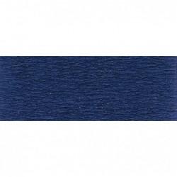 CLAIREFONTAINE Rouleau de papier crépon 75% 2,50x0,50m bleu marine