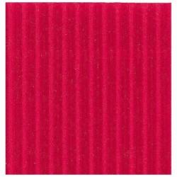 CLAIREFONTAINE Rouleau carton ondulé 50x70cm rouge