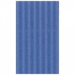 CLAIREFONTAINE Rouleau carton ondulé 50x70cm bleu France