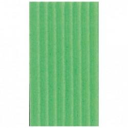 CLAIREFONTAINE Rouleau carton ondulé 50x70cm vert pré
