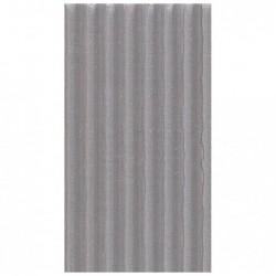 CLAIREFONTAINE Rouleau carton ondulé 50x70cm argent
