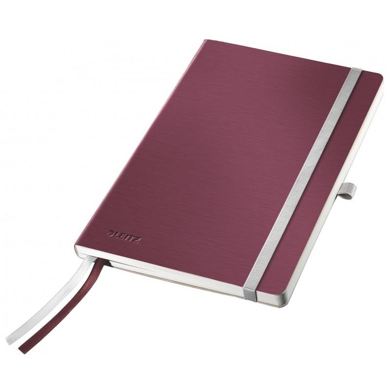 LEITZ Cahier Leitz Style Rouge A5