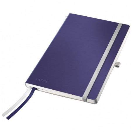 LEITZ Cahier Leitz Style Bleu A5