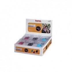 HAMA Cadenas à combinaison pour bagage, 12 pièces par présentoir, 3 couleurs