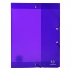 EXACOMPTA BTE CLAS. D25mm Chromaline violet