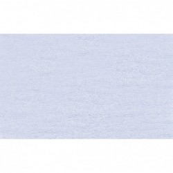 CLAIREFONTAINE Rouleau de papier crépon 75% 2,50x0,50m bleu pâle
