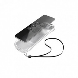 HAMA Coque de protection en silicone pour Apple TV 4 Siri Remote Télécommande
