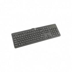HP USB Business Slim Keyboard Français Azerty