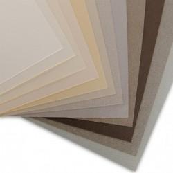 CANSON Pqt de 24 Feuilles Papier Dessin Mi-teintes 50 x 65 Cm 160g en 12 Couleurs Pastel