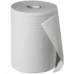 FRIPA Rouleau d'essuie-mains, 1 couche, extra blanc, 137 m