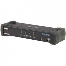 ATEN Switch KVM  USB + DVI...
