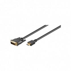 GOOBAY Câble HDMI - DVI-D...
