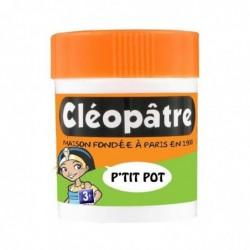 CLÉOPÂTRE Pot Cléopâtre avec sa spatule intégrée en 50 gr.