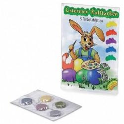 KNORR PRANDELL pastilles colorantes pour Oeufs de Pâques