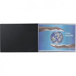 EXACOMPTA Protège doc premium PVC 24p A3 ital