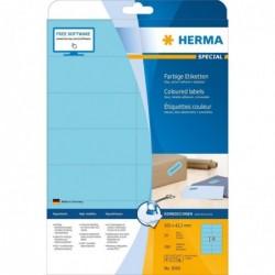 HERMA étiquettes...