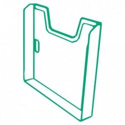 EXACOMPTA Elément simple trieur A4 horizontal cristal
