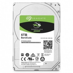 SEAGATE Disque Dur 2.5'' SATA III BarraCuda 2.5'' - 5To