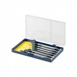 FIXPOINT Kit de 6 Tournevis de précision dans une boite plastique